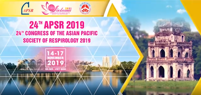 Asian Pacific Society of Respirology (APSR 2019)