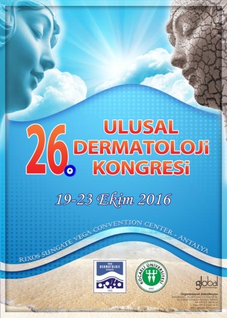26. Ulusal Dermatoloji Kongresi