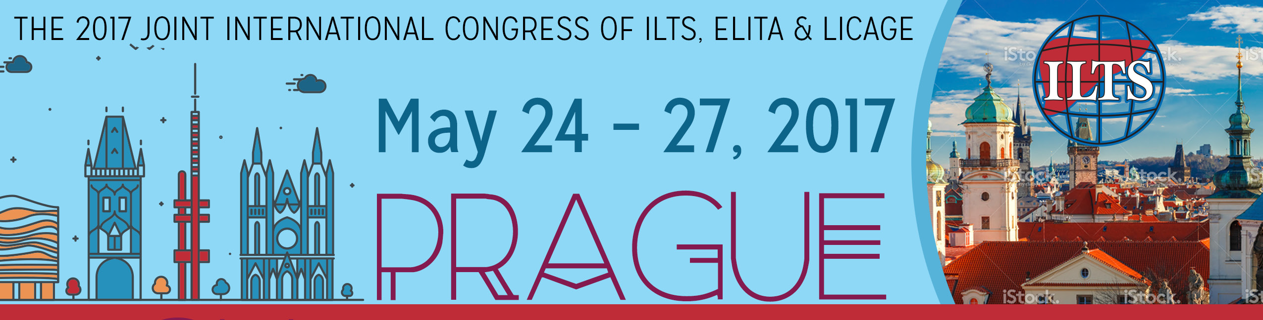 The Joint International Congress of ILTS, ELITA & LICAGE