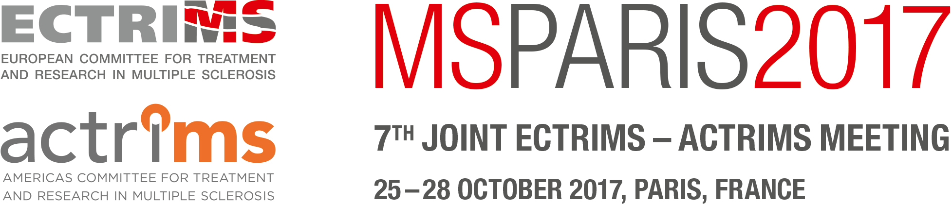 7th Joint ECTRIMS ACTRIMS Meeting
