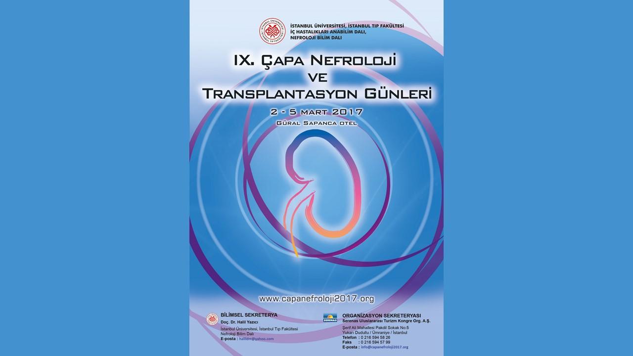 9.Çapa Nefroloji ve Transplantasyon