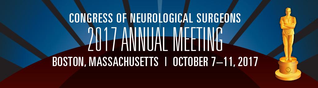 2017 CNS Annual Meeting