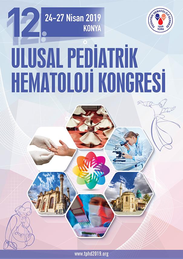 12. Ulusal Pediatrik Hematoloji Kongresi