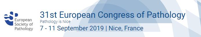 31st European Congress of Pathology