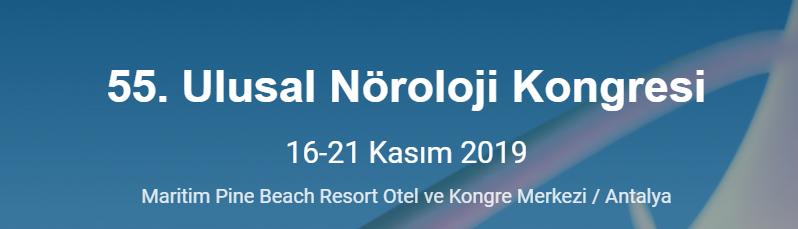 55. Ulusal Nöroloji Kongresi