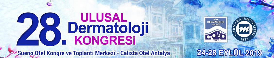28.Ulusal Dermatoloji Kongresi