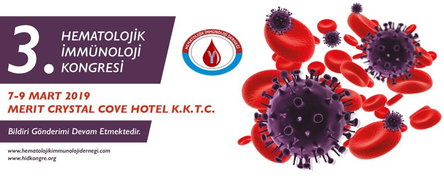 3. Hematolojik İmmünoloji Kongresi