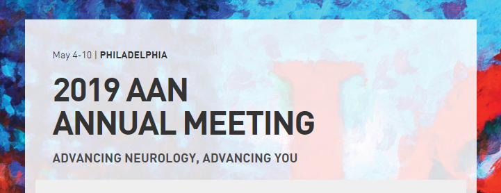 2019 AAN Annual Meeting
