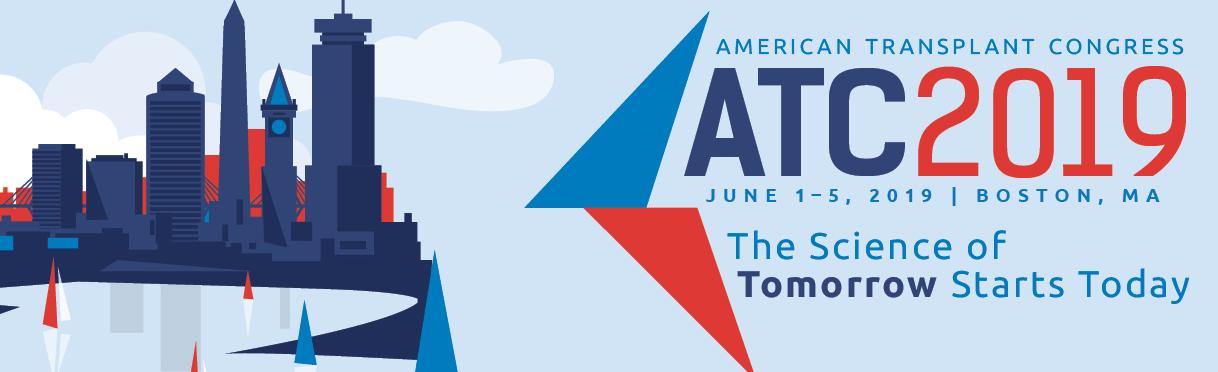 American Transplant Congress ATC2019