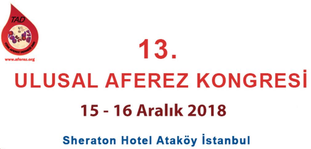 14. Ulusal Aferez Kongresi
