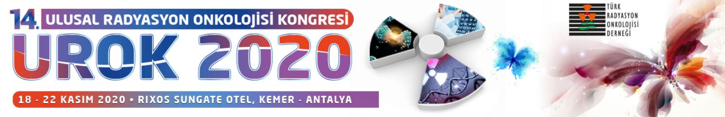 14. Ulusal Radyasyon Onkolojisi Kongresi (UROK-2020)