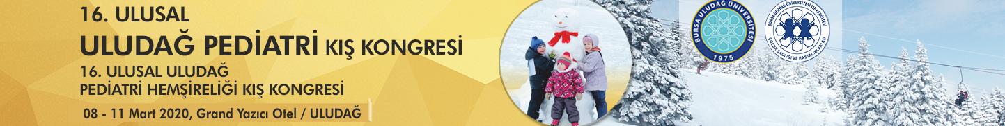 16. Ulusal Uludağ Pediatri Kış Kongresi
