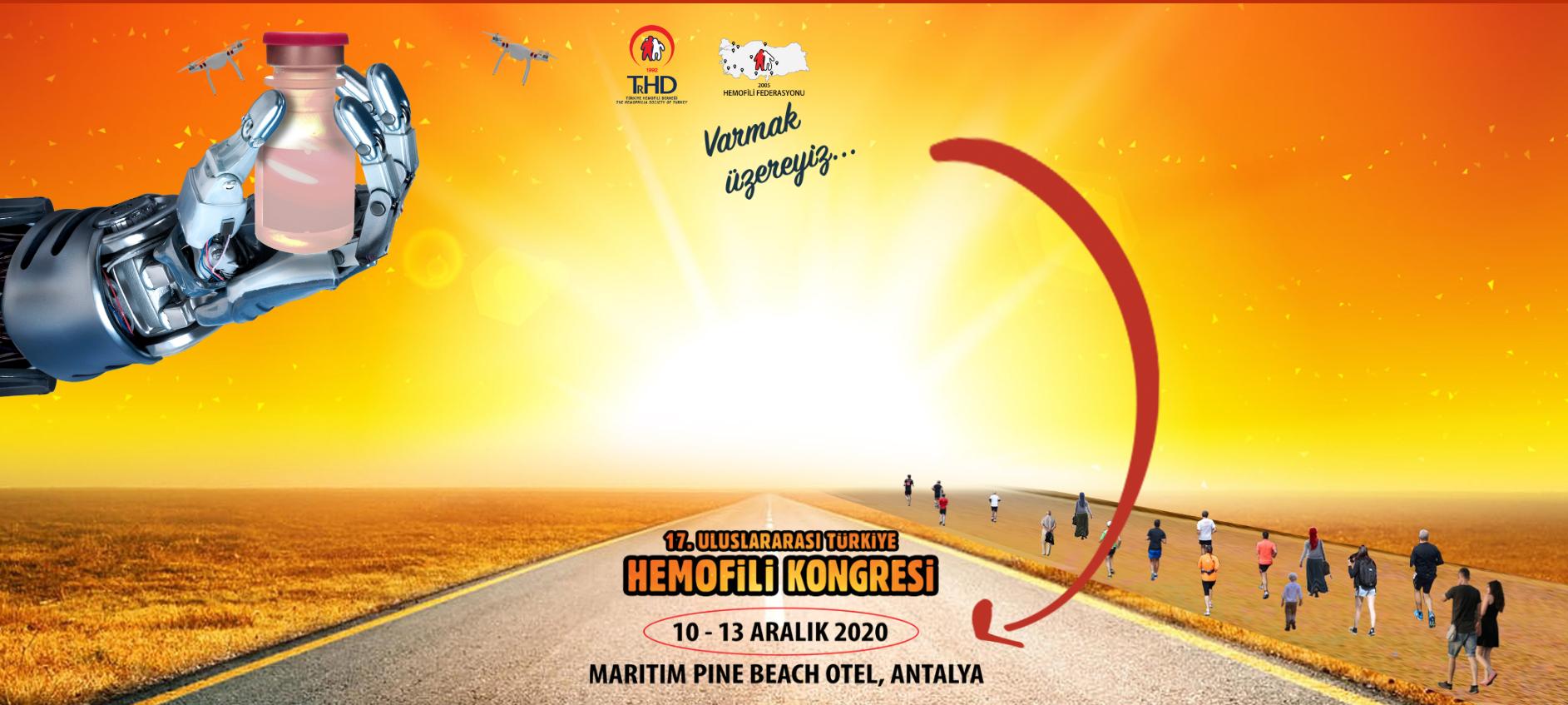 17.Uluslararası Türkiye Hemofili Kongresi