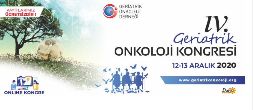 (VIRTUAL) 4. Geriatrik Onkoloji Kongresi