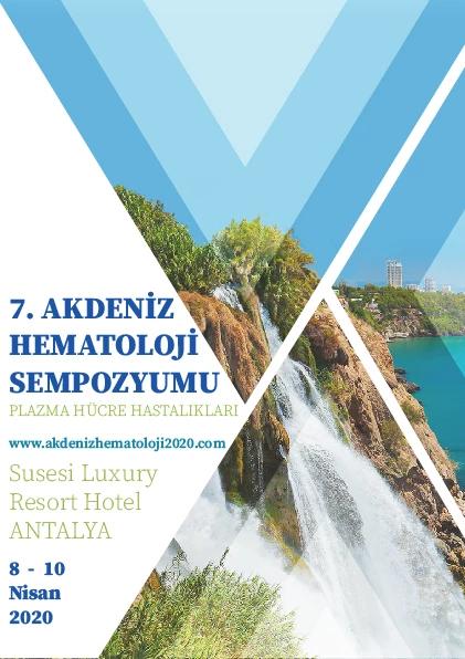 (VIRTUAL) 7.  Akdeniz Hematoloji Sempozyumu