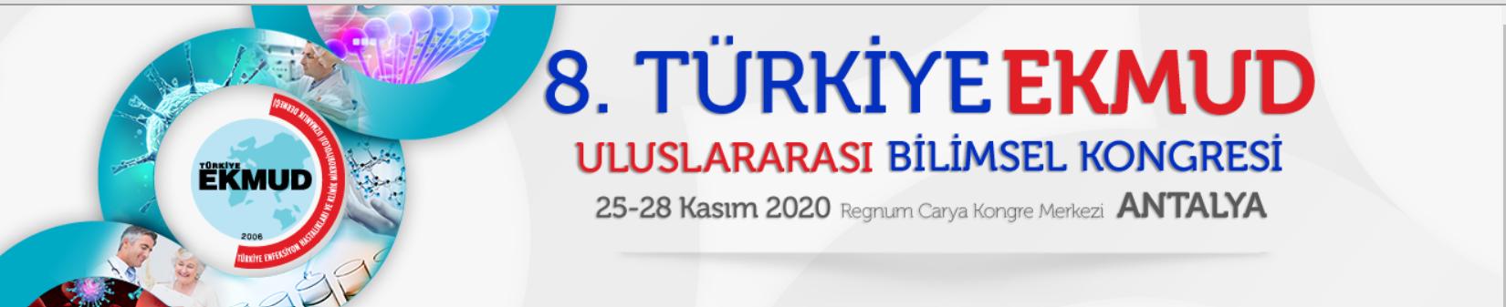 8. Türkiye EKMUD Uluslararası Bilimsel Kongresi