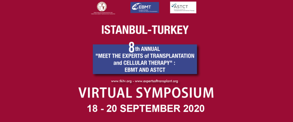 (VIRTUAL) 8th Meet The Experts of Transplantation and Cellular Therapy EBMT and ASTCT