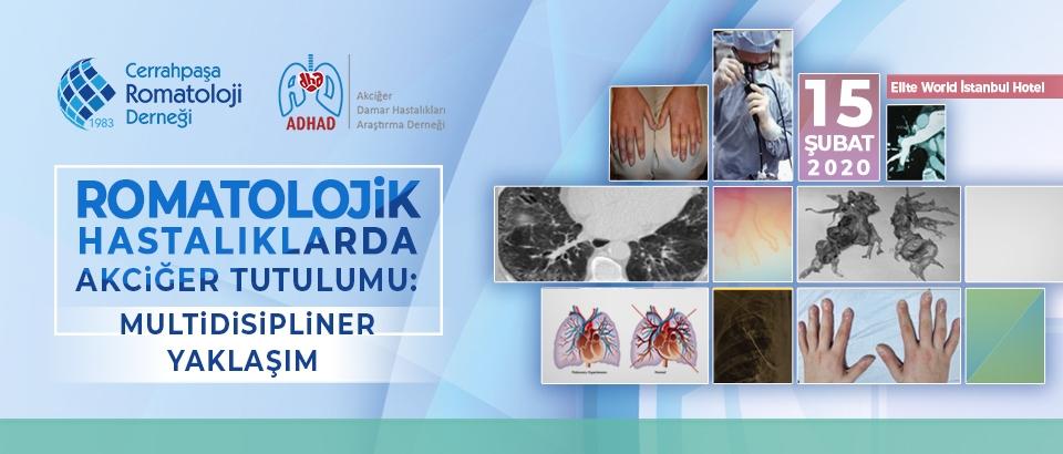 Romatolojik Hastalıklarda Akciğer Tutulumu