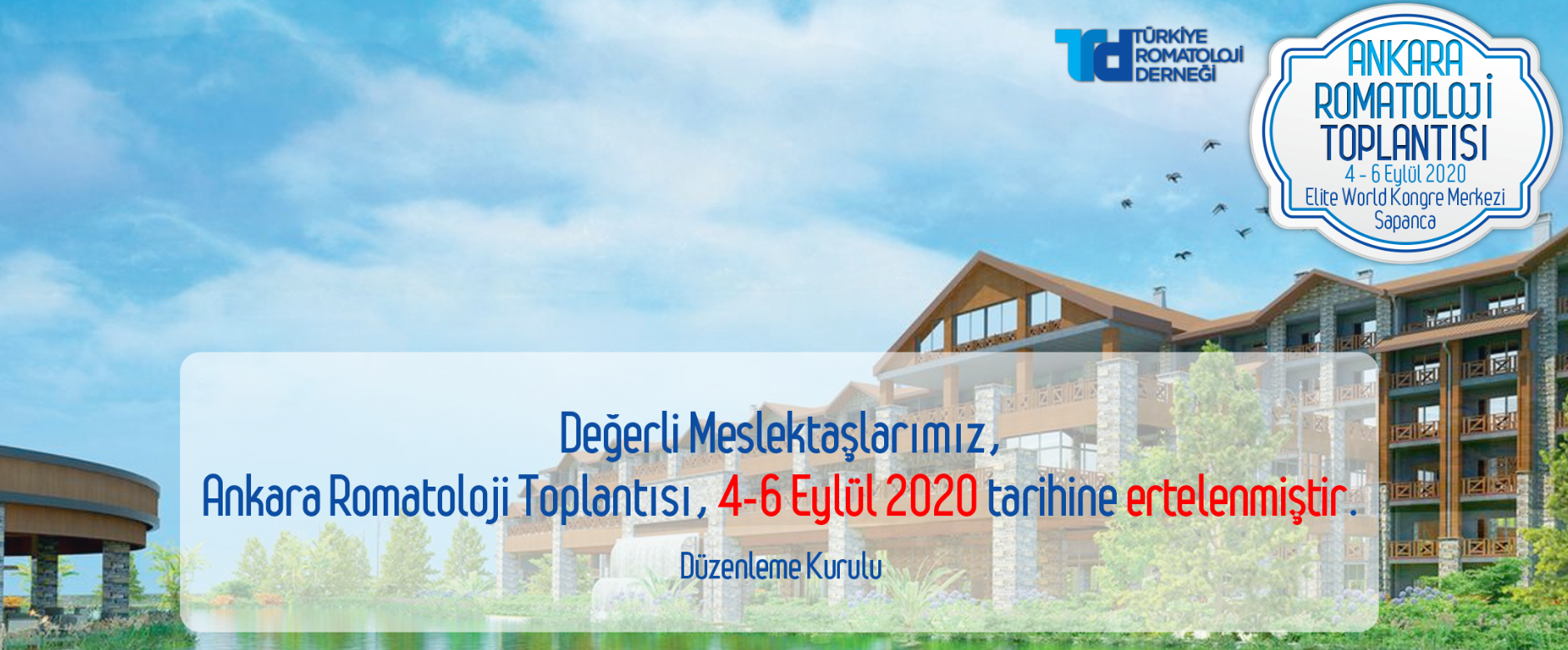 (VIRTUAL) Ankara Romatoloji Toplantısı 2020