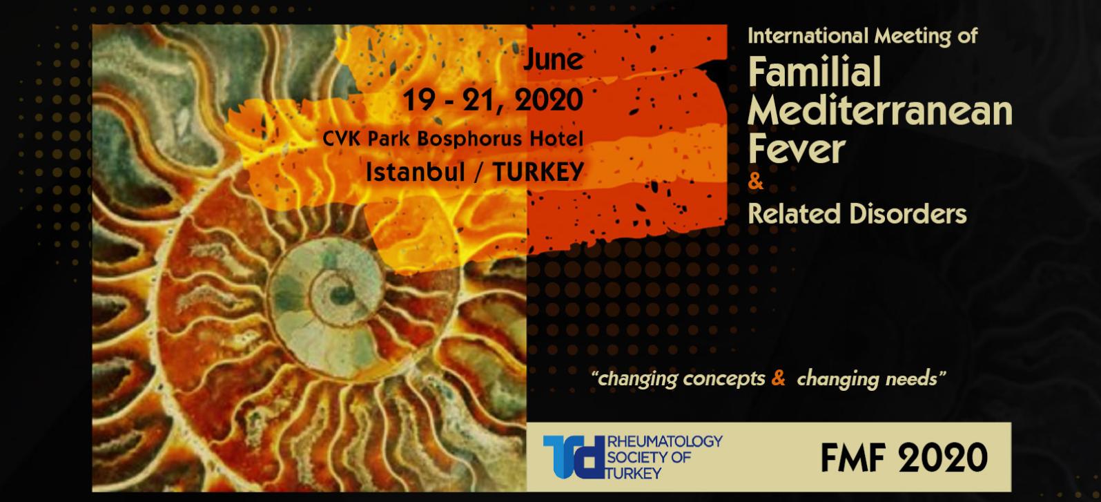 (ERTELENDİ) Uluslararası Ailevi Akdeniz Ateşi & Diğer Otoinflamatuar Hastalıklar Toplantısı