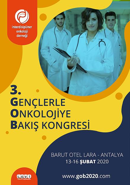 3. Gençlerle Onkolojiye Bakış Kongresi