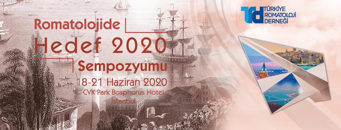 (ERTELENDİ) Romatolojide Hedef 2020 Sempozyumu