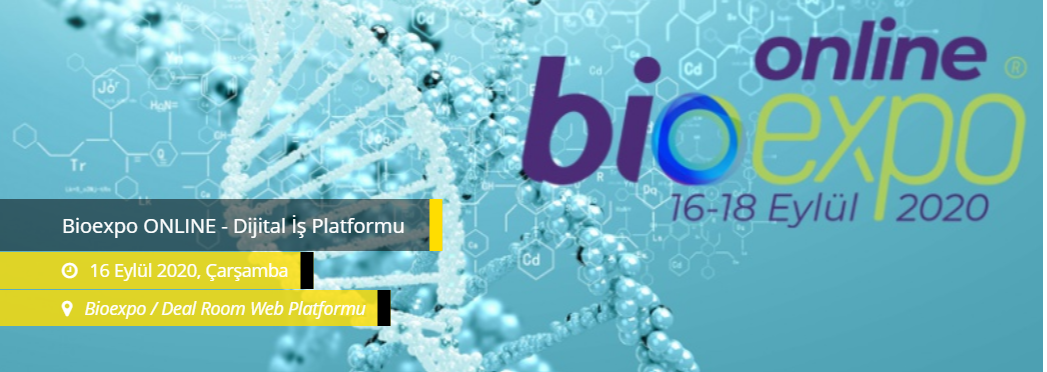 (VIRTUAL) BIOEXPO Online İş Platformu 2020