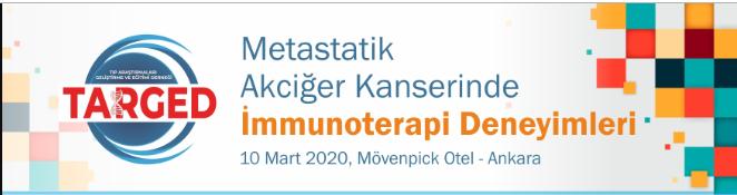 Metastatik Akciğer Kanserinde İmmünoterapi Deneyimleri