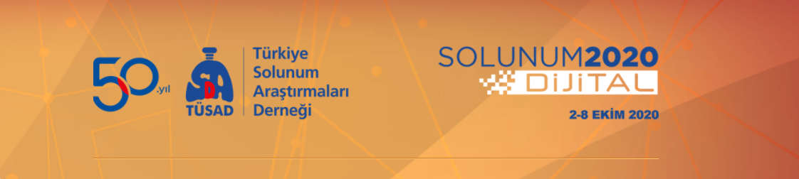 (VIRTUAL) TÜSAD- SOLUNUM 2020 Dijital