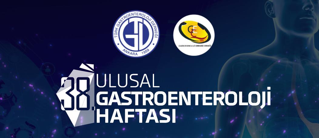 38. Ulusal Gastroenteroloji Haftası