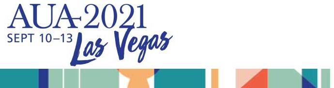 American Urological Association (AUA) 2021