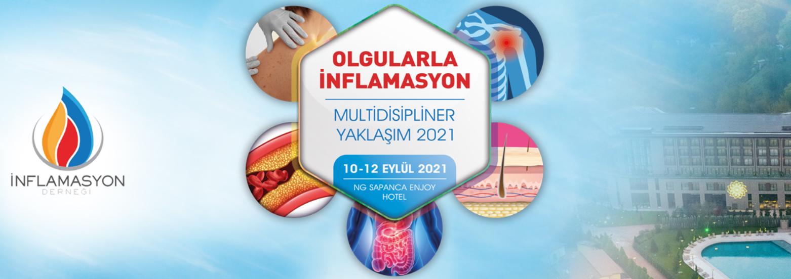 (HİBRİT) Olgularla İnflamasyon: Multidisipliner Yaklaşım 2021