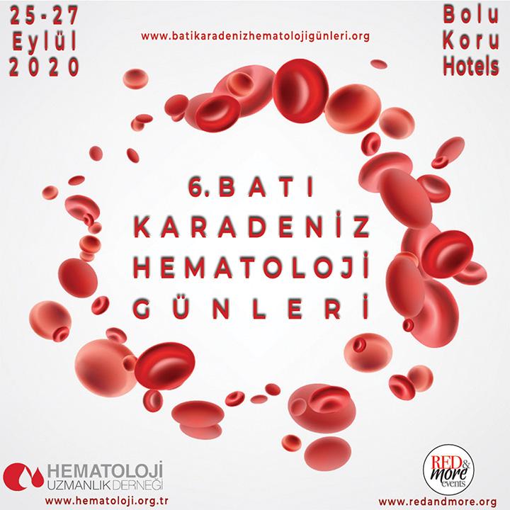 6. Batı Karadeniz Hematoloji Günleri