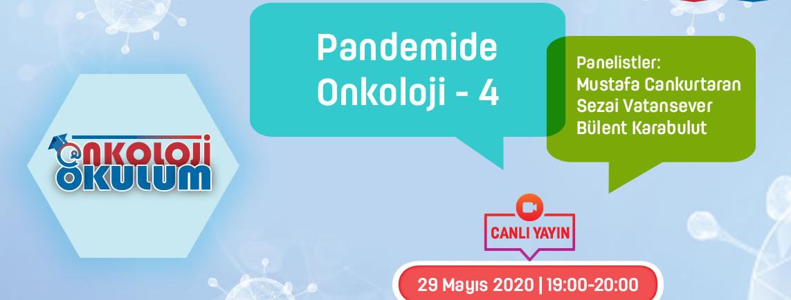 (VIRTUAL) Pandemi ve Onkoloji  Toplantı Serisi