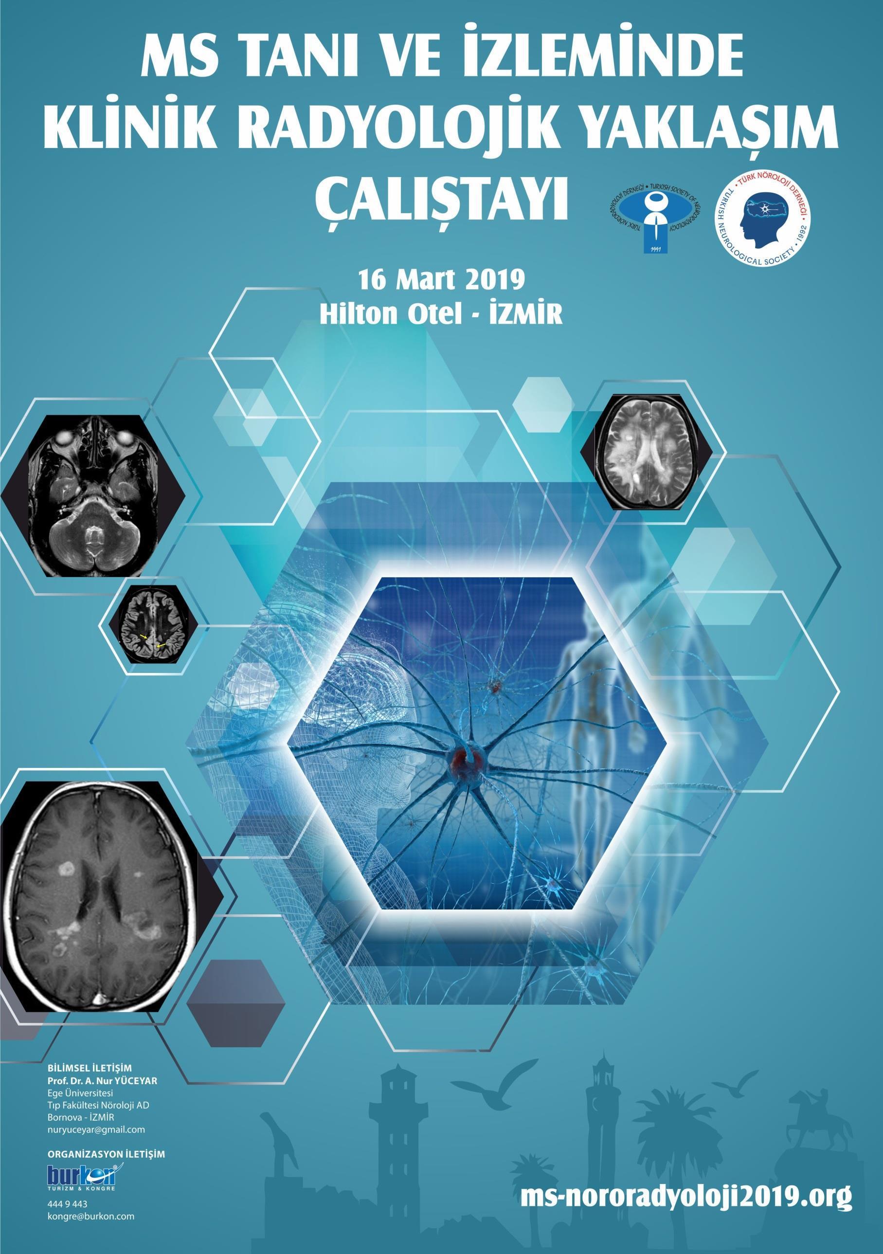 MS Tanı ve İzleminde Klinik Radyolojik Yaklaşım Çalıştayı
