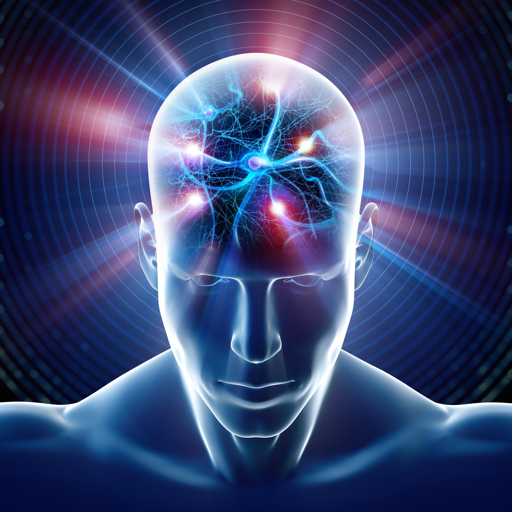 мозг излучает фотоны бур