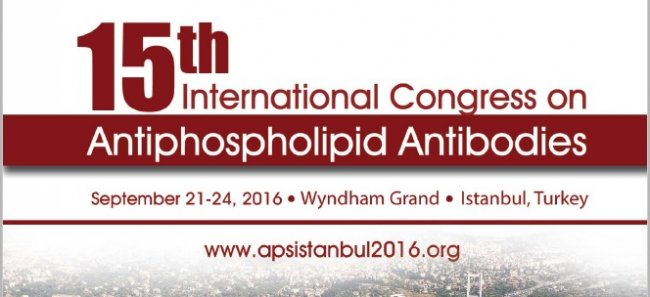 15th International Congress on Antiphospholipid Antibodies