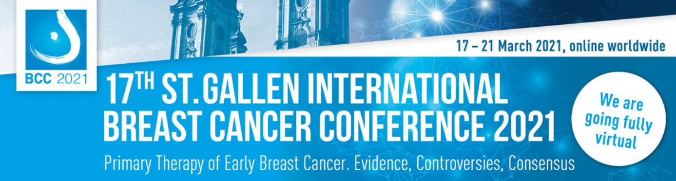 (VIRTUAL) 17th St.Gallen International Breast Cancer Conference