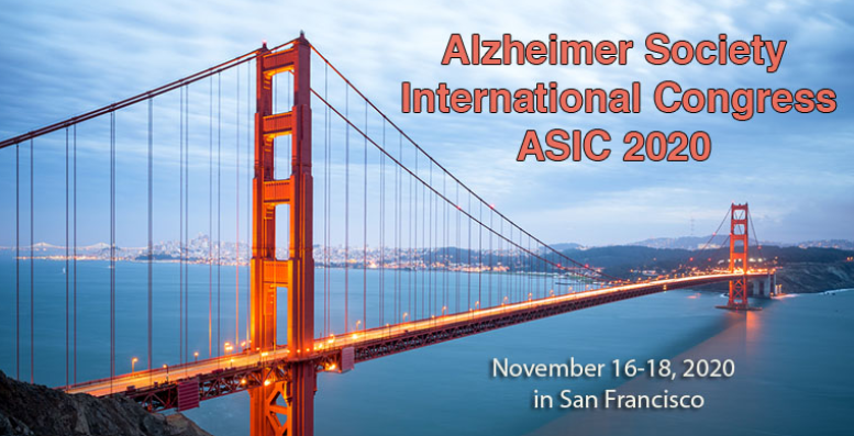 (VIRTUAL) Alzheimer Society International Congress (ASIC 2021)