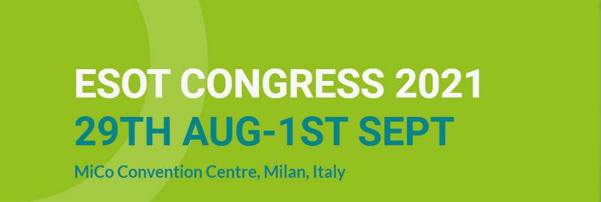 ESOT Congress 2021