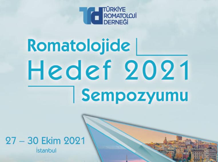 (VIRTUAL) Romatolojide Hedef 2021