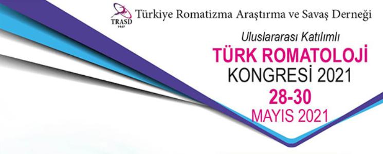 (VIRTUAL) Türk Romatoloji Kongresi 2021  (TRASD)