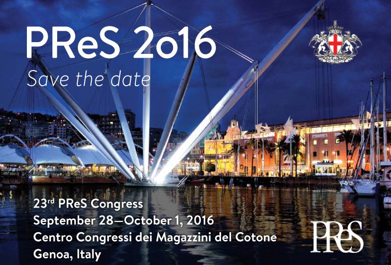 23rd Paediatric Rheumatology European Society Congress