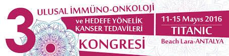 3. Ulusal İmmüno-Onkoloji Kongresi