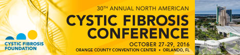 30th Annual North American Cystic Fibrosis Conference