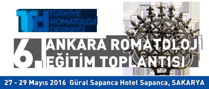 6. Ankara Romatoloji Eğitim Toplantısı