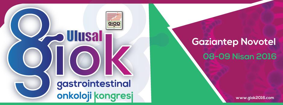 8. Gastrointestinal Onkoloji Kongresi (GİOK)