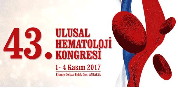 43. Ulusal Hematoloji Kongresi