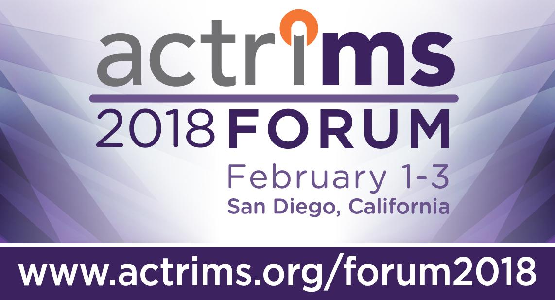ACTRIMS Forum 2018