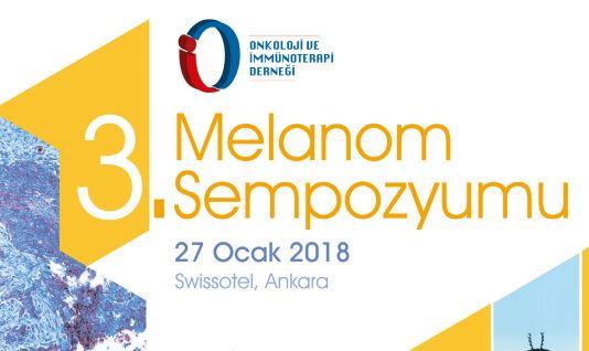 3.Melanom Sempozyumu